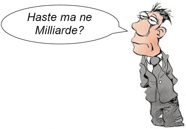 Für 600 Euro Eckregelsatz und 11 Euro steuerfreien Mindestlohn!